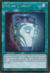 Pot of Duality - PGL2-EN055 - Gold Rare - 1st Edition