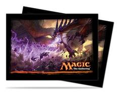 Dragons of Tarkir Key Art 80 ct Card Sleeves