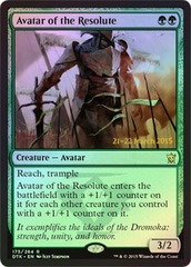 Avatar of the Resolute - Foil - Prerelease Promo