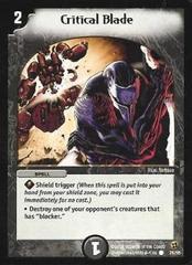 Critical Blade
