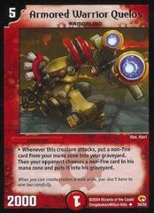 Armored Warrior Quelos