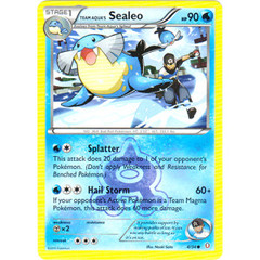 Team Aqua's Sealeo - 4/34 - Common