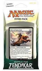 Battle for Zendikar Intro Pack - Rallying Cry