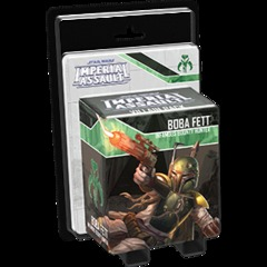 Star Wars Imperial Assault: Boba Fett Villain Pack © 2015 FFG SWI11