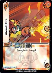 Atomic Fire