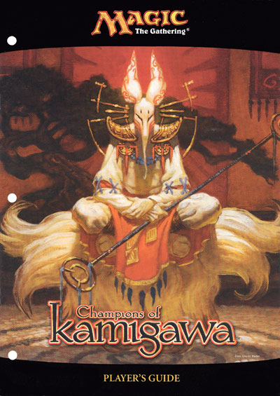 Champions of Kamigawa Players Guide
