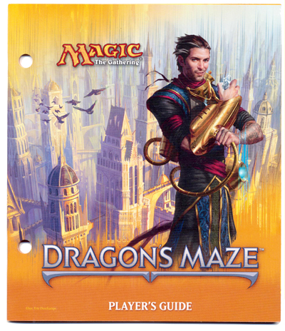 Dragons Maze Players Guide