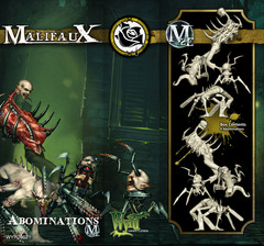 Abominations (4 pack)
