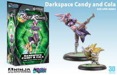 Cerci Speed Circuit - Darkspace Candy