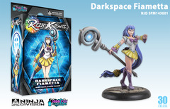 Shattered Sword - Darkspace Fiametta