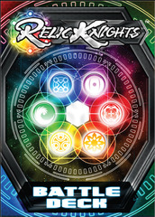 Shattered Sword - Relic Knights: Battle Deck