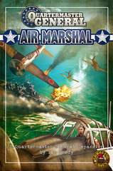 Quartermaster General: Air Marshal