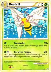 Beedrill - 12/95 - Rare on Channel Fireball