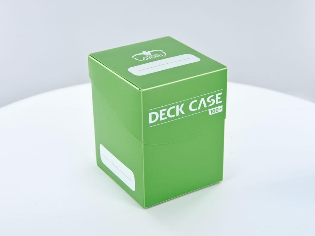 Ultimate Guard Deck Case 100+ - green