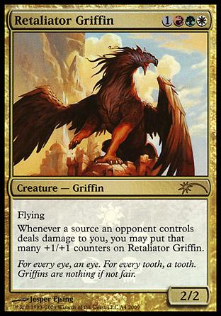 Retaliator Griffin - Box Promo