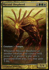 Mycoid Shepherd (Alara Reborn  Game Day)