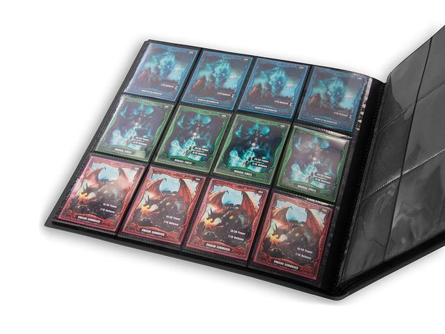 Ultimate Guard QuadRow FlexXfolio -  black