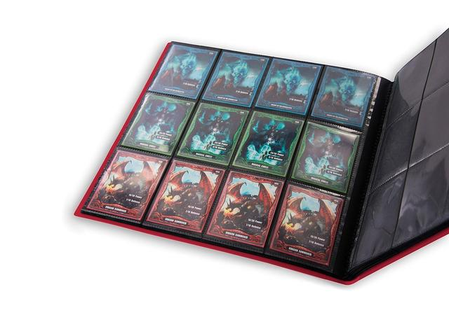 Ultimate Guard QuadRow FlexXfolio -  red