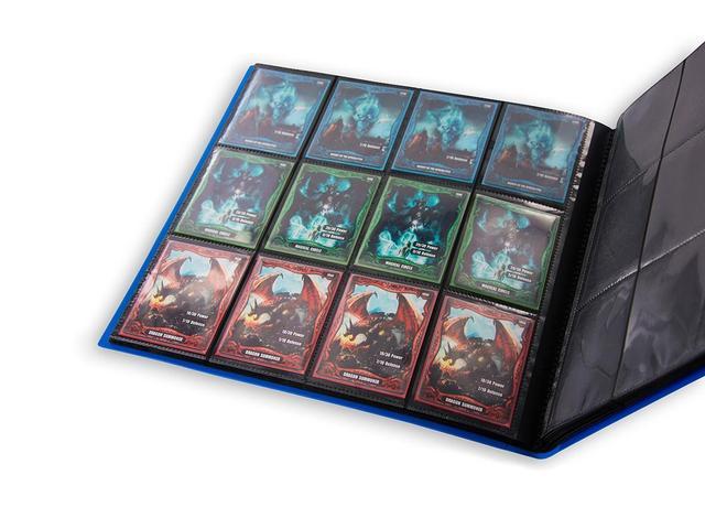 Ultimate Guard QuadRow FlexXfolio -  blue