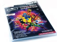 Ultimate Guard - Comic Bags Resealable - Golden size