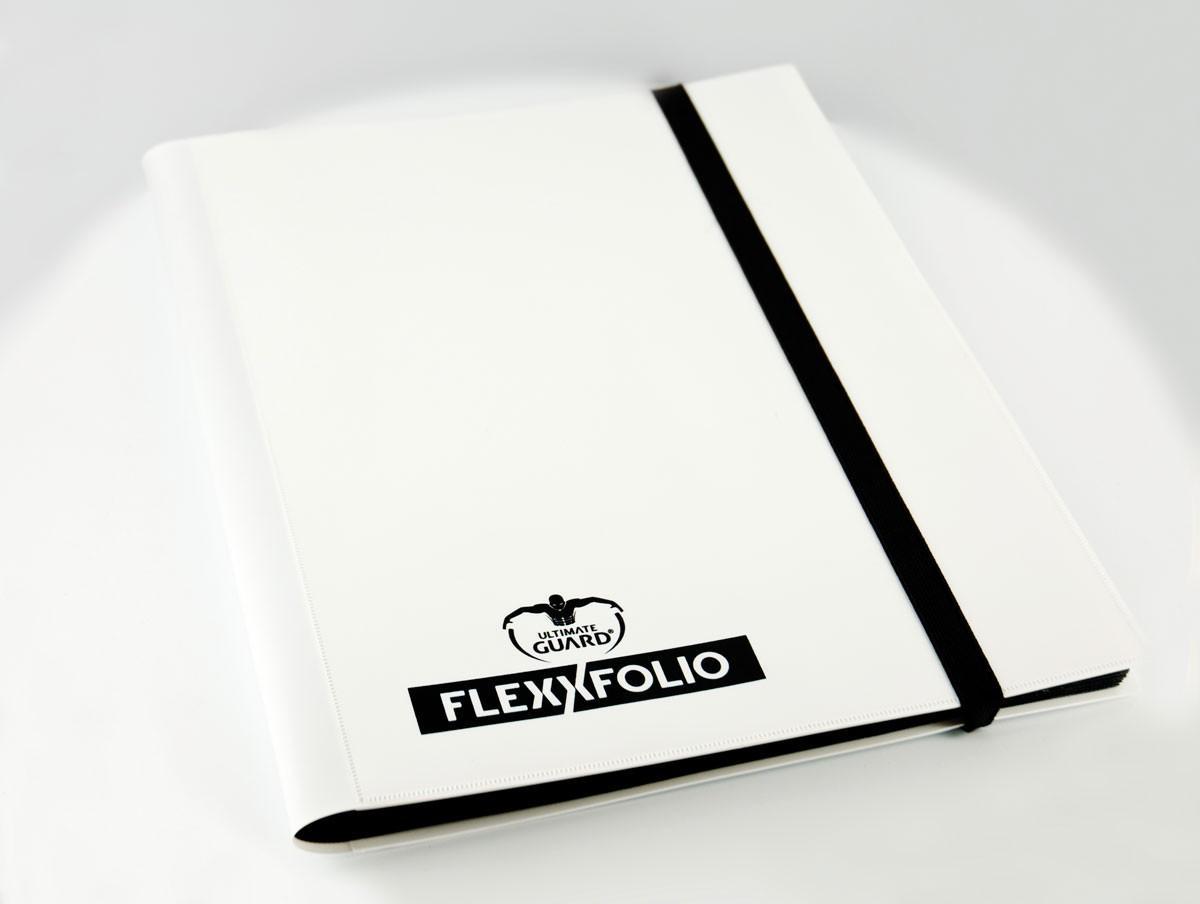 Ultimate Guard FlexXfolio - 4 Pocket -  white