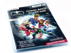 Ultimate Guard - Comic Bags - Silver size