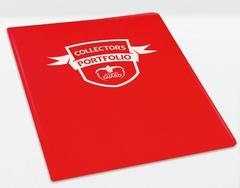 Ultimate Guard Collector's Portfolio - 9 Pocket -  red