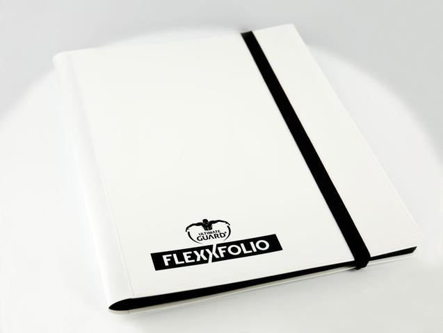 Ultimate Guard FlexXfolio - 9 Pocket -  white