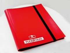 Ultimate Guard FlexXfolio - 9 Pocket -  red