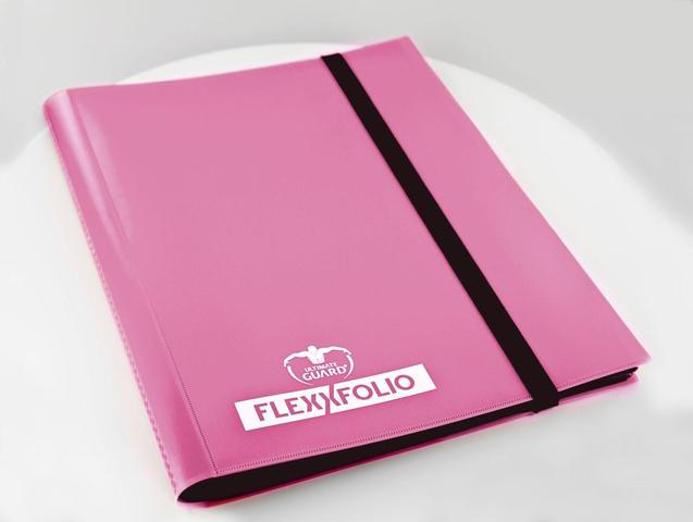 Ultimate Guard FlexXfolio - 9 Pocket -  pink