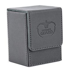 Ultimate Guard Flip Deck Case Xenoskin 80+ - grey