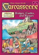 Carcassonne: Bridges, Castles, and Bazaars (OOP)