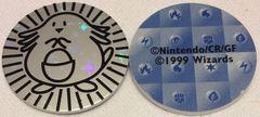 Silver Chansey Star Holo Collectable (No Circle) Coin