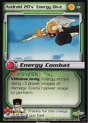 Android 20's EnergyDive