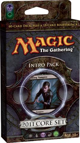 Magic 2011 (M11) Intro Pack: Reign of Vampirism