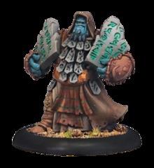 Runebearer Warlock Attachment