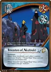 Invasion of Akatsuki - M-625 - Rare - 1st Edition