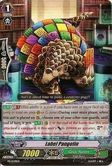 Label Pangolin - PR/0178EN - PR
