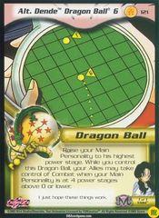 Alt. Dende Dragon Ball 6