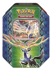 Pokemon Best of 2015 Tin: Xerneas