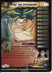 Broly, the Unstoppble (Level 5)