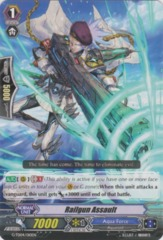 Railgun Assault - G-TD04/010EN on Channel Fireball