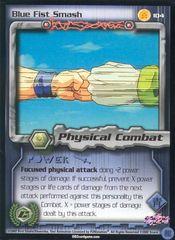 Blue Fist Smash