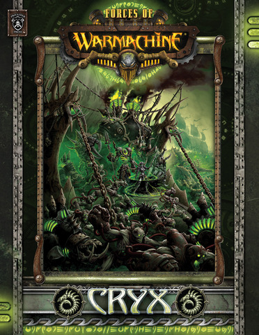 Forces of Warmachine: Cryx HC