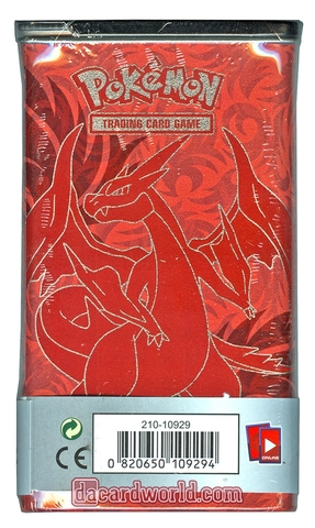 Pokemon TCG XY Elite Trainer Deck Shield - Charizard