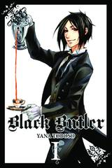 BLACK BUTLER TP VOL 01 NEW PTG (SEP138279)