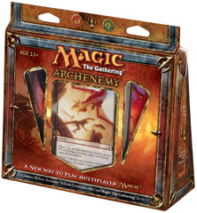 MTG Archenemy: Scorch the World with Dragonfire
