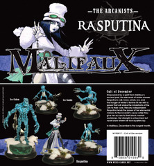 Cult of December - Rasputina Box Set