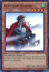 Altitude Knight - THSF-EN046 - Super Rare - Unlimited Edition