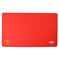 BCW Stitched Gaming Playmat - Red